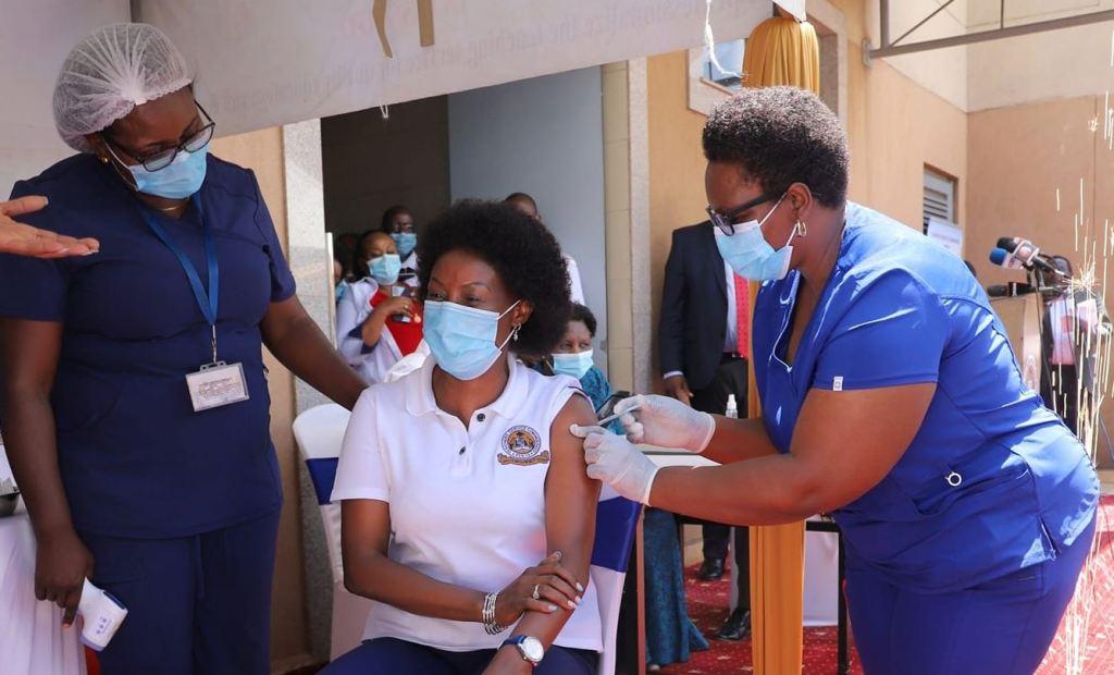 COVID-19 Vaccination hospitals in, Nairobi, Kenya