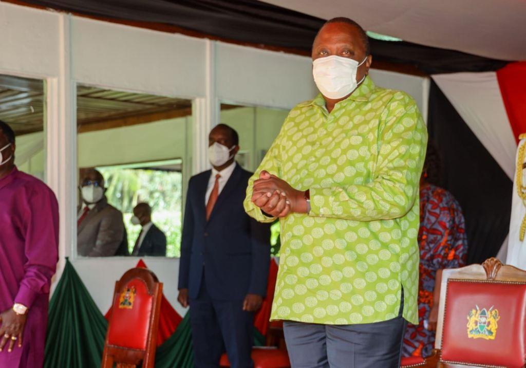 president Uhuru Kenyatta may 2021 labour day speech and re-opening of schools