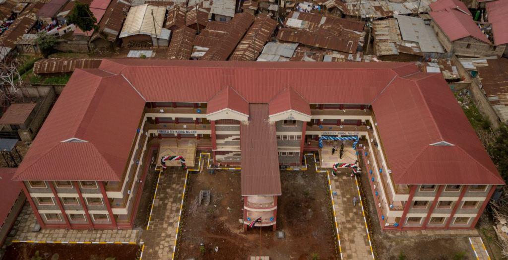 Kibera Secondary School cdf