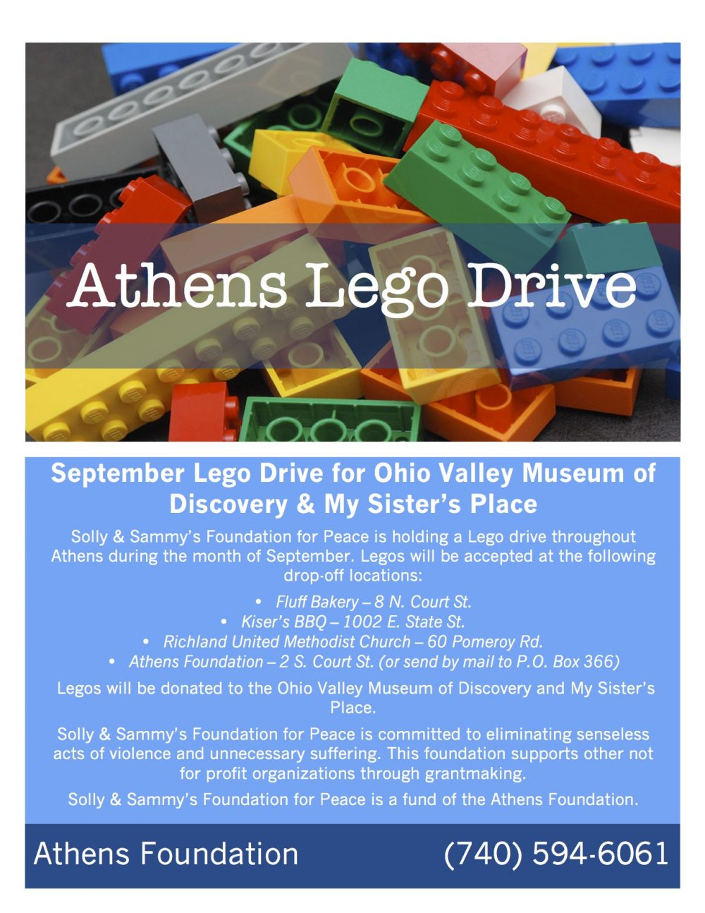 Athens Lego Drive