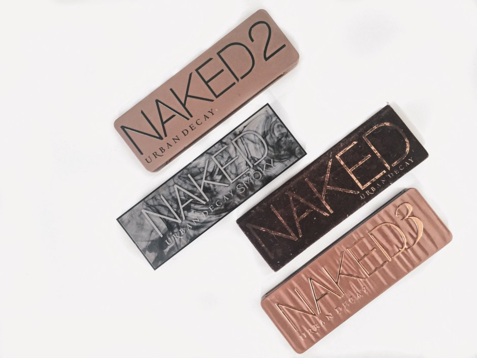 Urban Decay Naked Paletttes