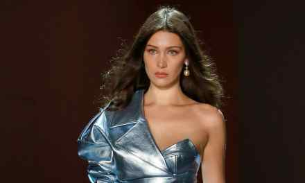 BELLA HADID COLLABORE AVEC CHROME HEARTS