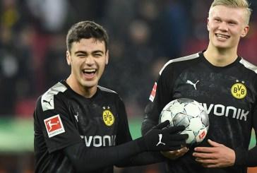 Tân binh Haaland lập cú hat-trick trong trận ra mắt khiến huấn luận viên Dortmund ngỡ ngàng