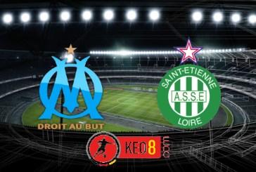 Soi kèo nhà cái, Tỷ lệ cược Olympique Marseille vs St Etienne - 02h00 - 18/09/2020
