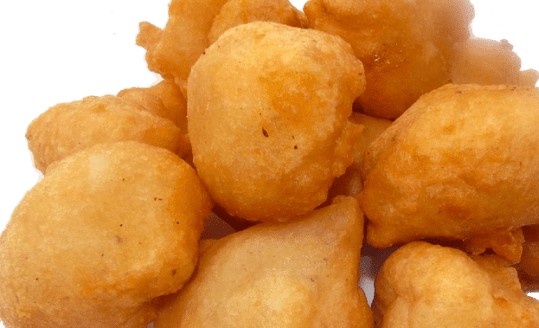 Akara - Deep Fried Beans