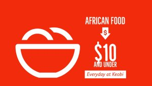 Nigerian Foods $10 and under