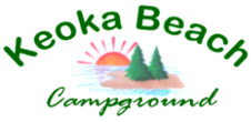 Keoka Beach Campground