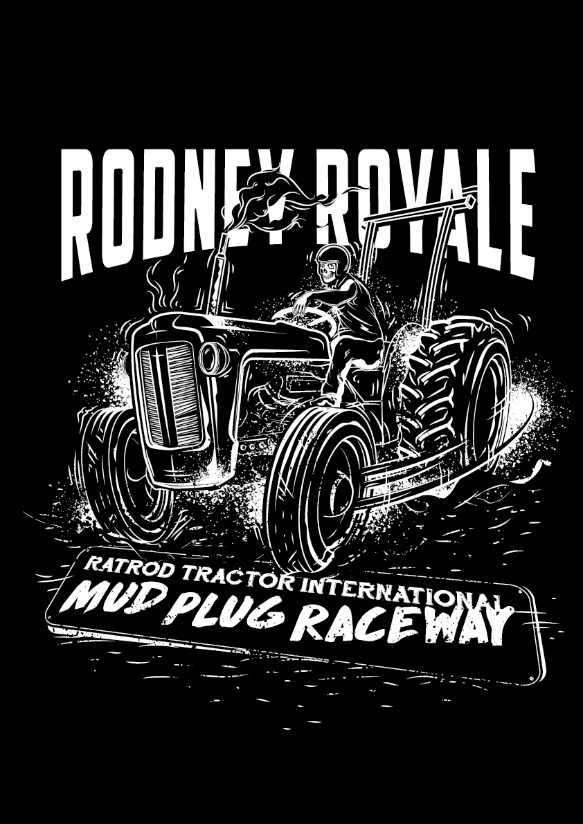 "The Royale Brothers – ""Rodney Royale"" Tshirt – Brighton"