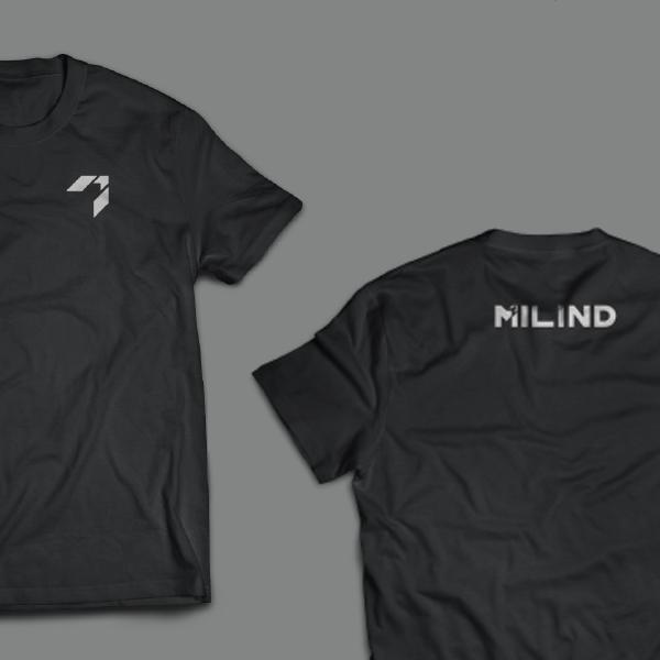 Milind Industries Logo Design 1 by Keon Designs