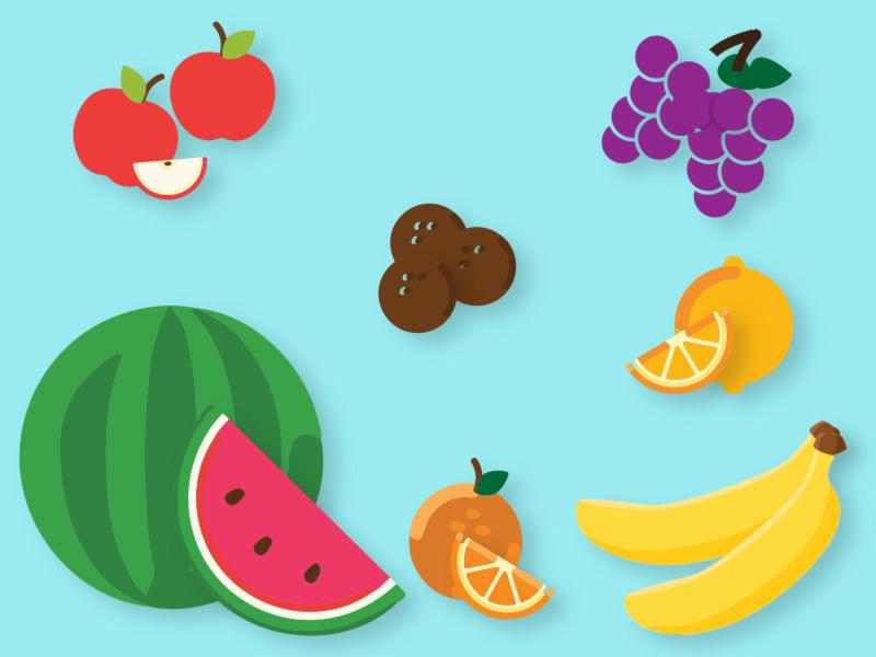 keon designs fresh juice graphic
