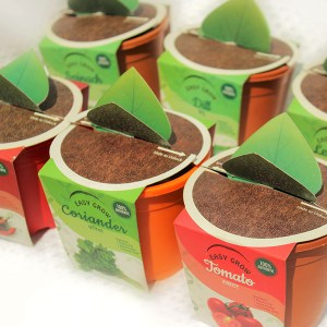 Planter Kit Packaging