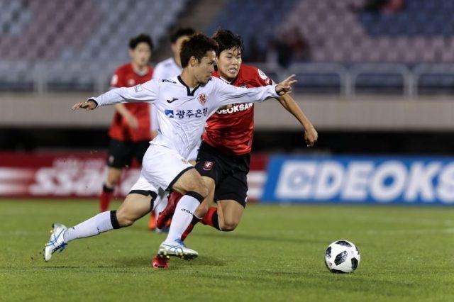 Soi-kèo Sangju Sangmu vs Gwangju FC