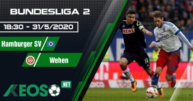 Truoctrandau đưa tin: Soi kèo, nhận định Hamburger SV vs Wehen