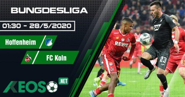 Truoctrandau đưa tin: Soi kèo, nhận định Hoffenheim vs FC Kol