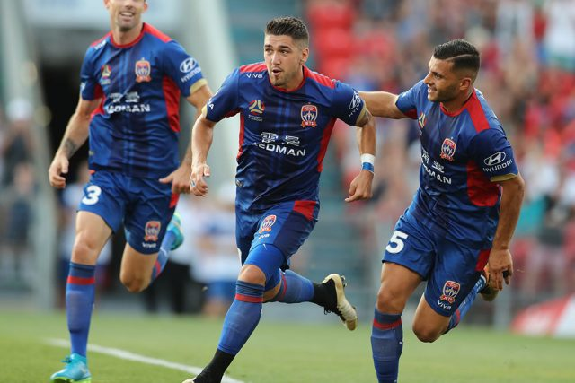 Soi-kèo Newcastle Jets vs Wellington Phoenix