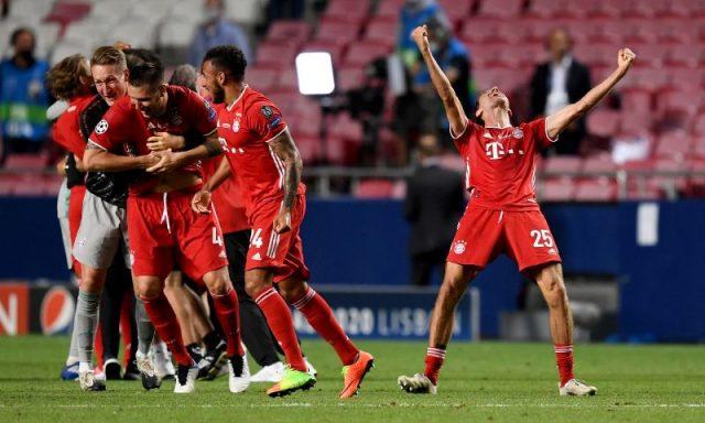 Soi-kèo Hoffenheim vs Bayern Munich