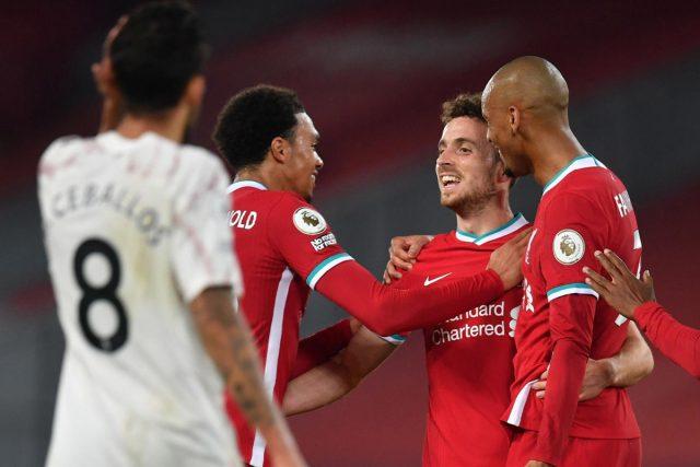Soi-kèo Liverpool vs Arsenal