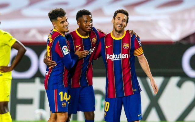 Soi-kèo Barcelona vs Sevilla