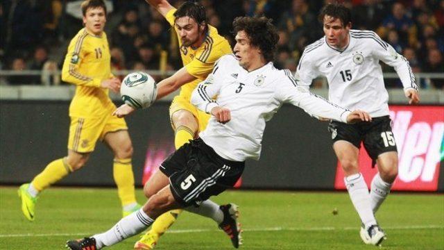 Soi-kèo Ukraine vs Germany