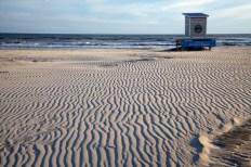 Sand at Atlantic beach