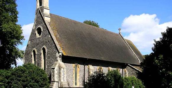 kidmore end church new