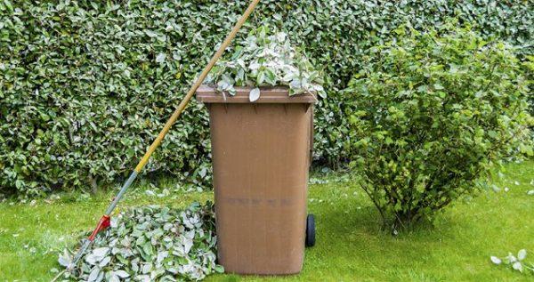Garden waste collection