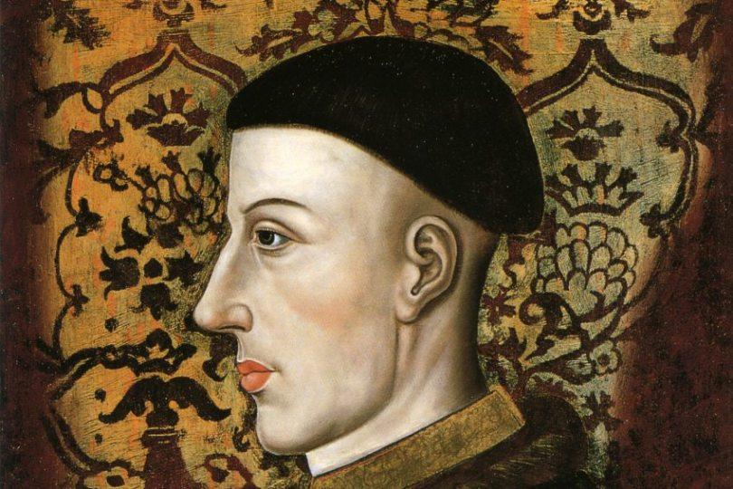 V. Henrik, akin agyműtétet hajtottak végre a középkorban