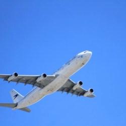 Melacak sendiri pesawat di udara dengan USB Tuner melalui ADSB