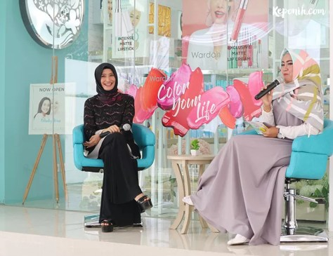 wardah beauty house, wardah cosmetics, wardah, beauty blogger