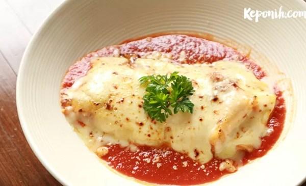 lasagna, harvest dago, harvest dago review, the harvest review, cafe the harvest, food blogger