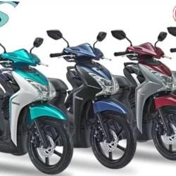 MIO S, Seri Motor MIO Terbaru Dari Yamaha