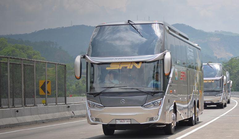 Bus SAN - harga tiket - rute - po-sancoid