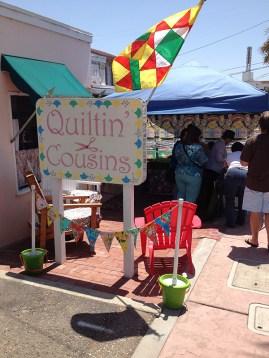 Quiltin' Cousins, Pismo Beach, CA