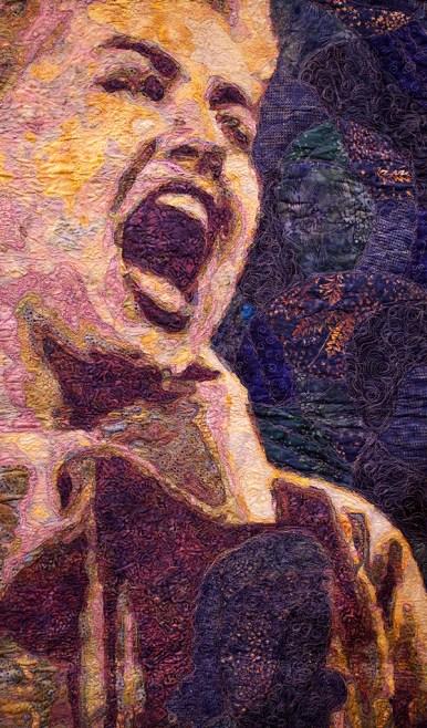 Contoured Pixel Magic, Tammie Bowser