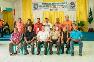 MUSYAWARAH CABANG V ASOSIASI PERSATUAN SEPAK BOLA INDONESIA KABUPATEN KEPULAUAN YAPEN TAHUN 2019