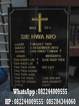 Daftar Harga Batu Nisan