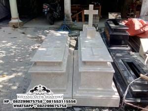 Makam Katolik Model Eropa 2019, Model Kuburan Katolik Terbaru, Makam Katolik Marmer