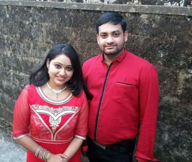 Chandanamazha Amrutha Meghna Engagement Photos 00