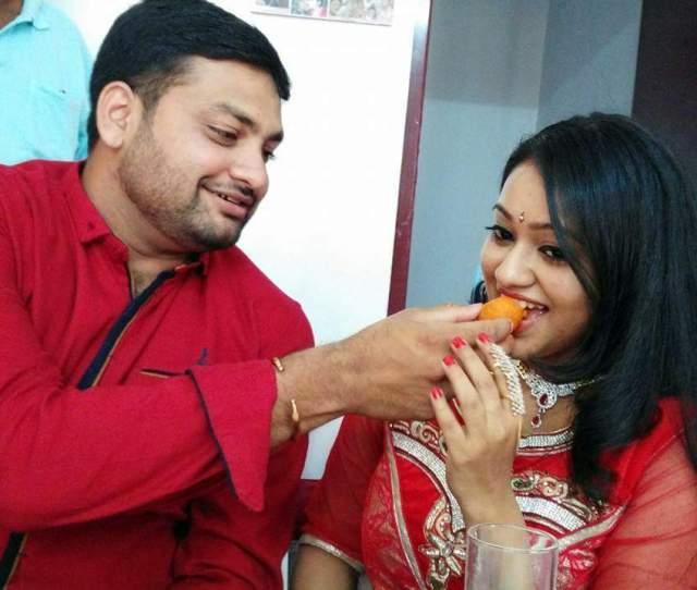 Chandanamazha Amrutha Meghna Engagement Photos 007