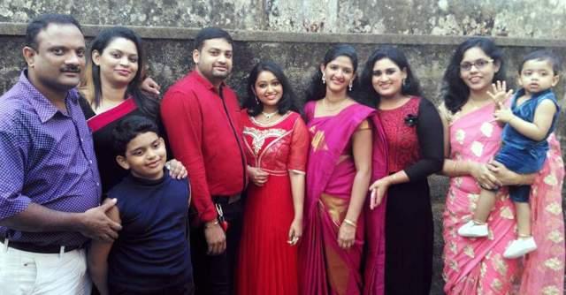 Chandanamazha Amrutha Meghna Engagement Photos 008