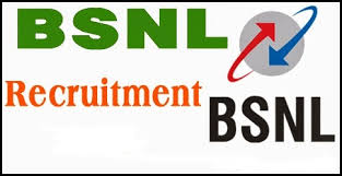 BSNL Recruitment 2016-17