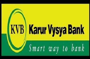 Karur Vysya Bank Recruitment 2016