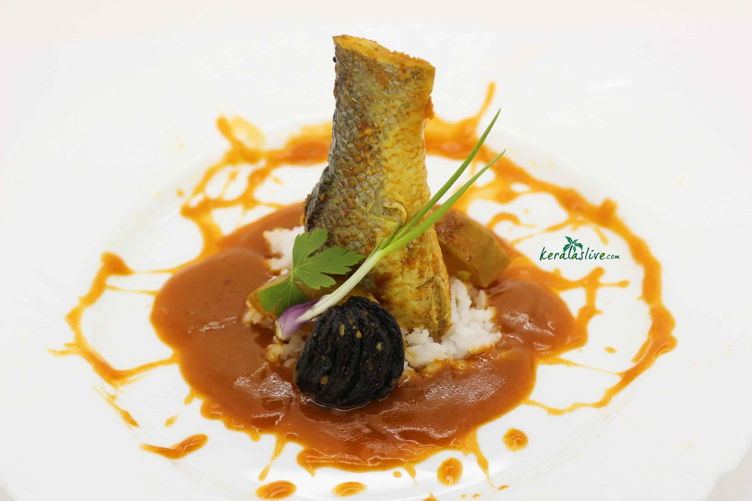 kerala naadan meen curry with kudam puli / kokum