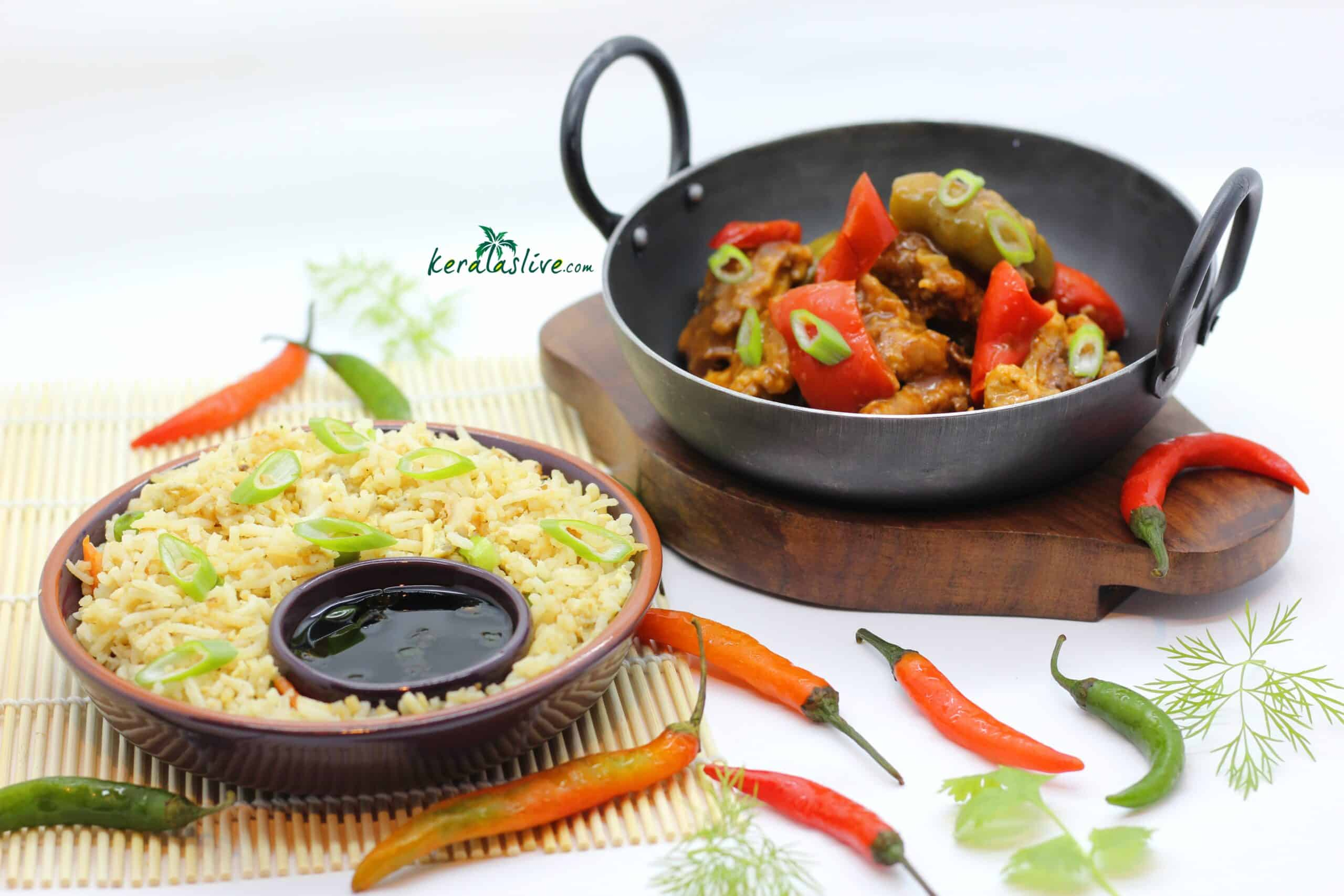 Chilli chicken is the most popular dish in Indo-Chinese cuisine as a starter or main course.