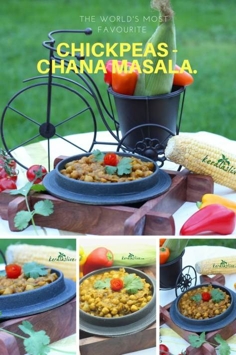 Chana masala - One of the most popular dishes in Indian cuisine—chickpeas cooked in a spicy and tangy tomato-based sauce—is the kind of dish that stirs passions among Indian chefs. I promise, it tastes damn good.