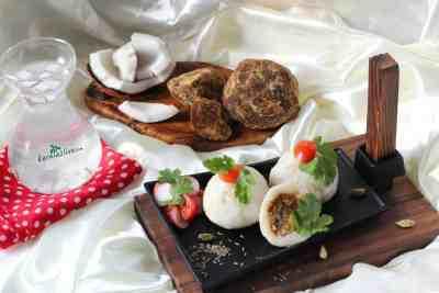 Kozhukkatta ( kerala`s sweet rice dumplings)