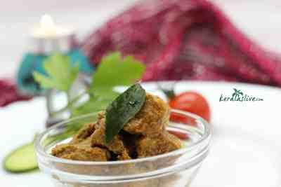 Nadan lamb curry