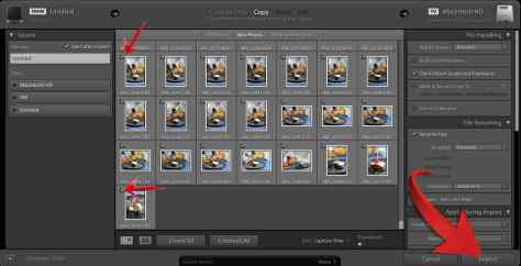 3 Quick and Easy Tips to improve your photo editing / Indo- Italian fusion vegetable makhani lasagne.