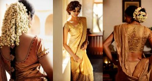 Bridal Hairstyles of Kerala