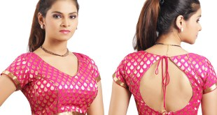 Wedding Sarees And Blouse Designs